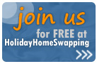 Join Holiday Home Swapping for FREE!